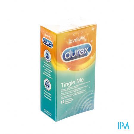 Durex Condooms Tingle Me 12 stuks