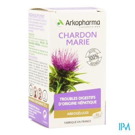 Arkocaps Mariadistel Plantaardig 45