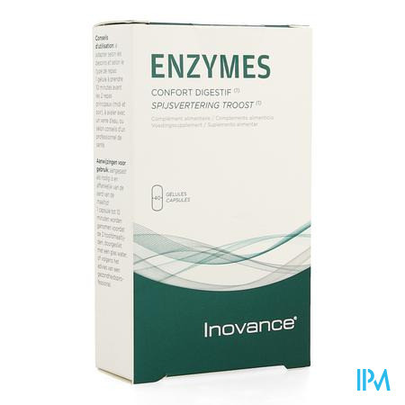 Inovance Enzymen Caps 40 33c425
