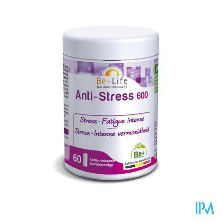 Anti Stress 600 Be Life Pot Caps 60