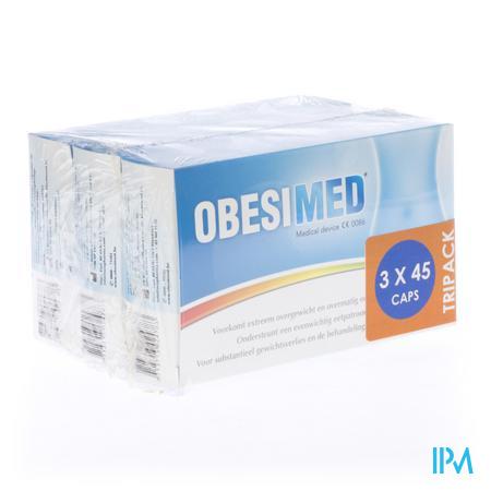 Obesimed Tri-Pack 3 x 45 capsules