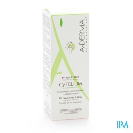 Aderma Cytelium Uitdrogende Lotion 100 ml lotion