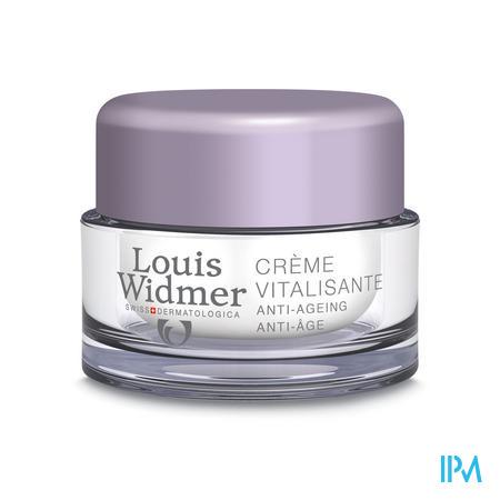Widmer Vitalisante Creme Parf 50ml
