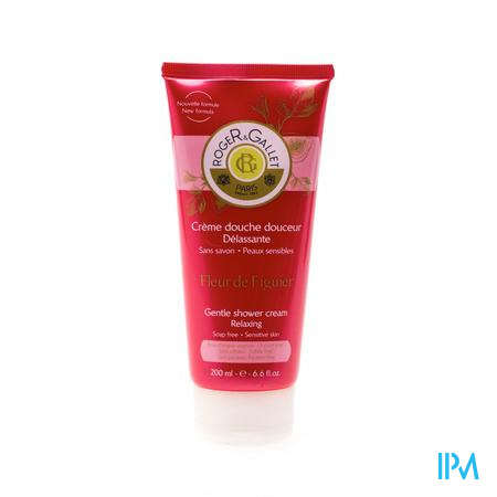 Roger & Gallet Fleur De Figuier Gel De Douche 200 ml gel