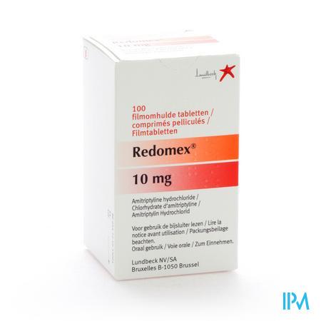 Redomex Drag 100 X 10mg