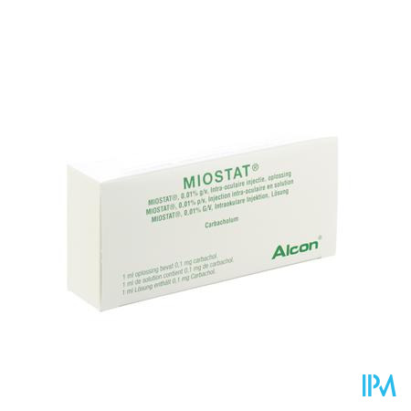 Miostat 12 Amp 1,5ml
