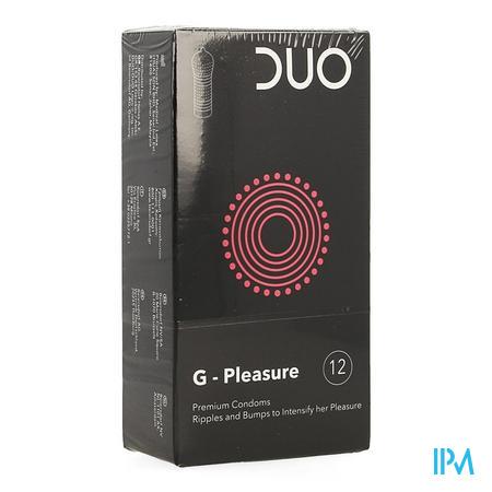 Duo Condom g-pleasure 12