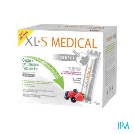 XLS Medical Capteur De Graisses Directe 90 Sticks