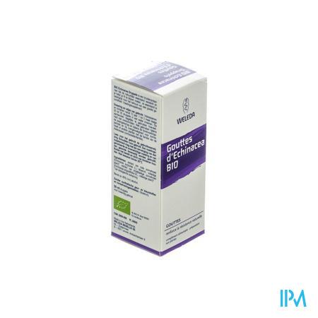 Weleda Bio Echinacea 50 ml gouttes