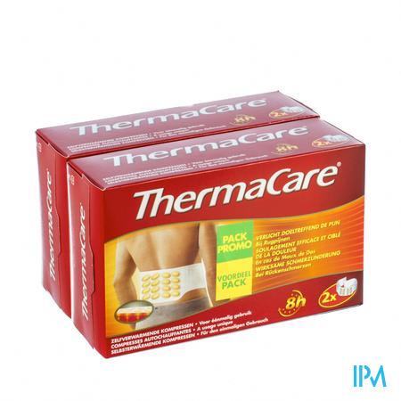 Thermacare Zelfverwarmende Kompressen Rug 4 stuks