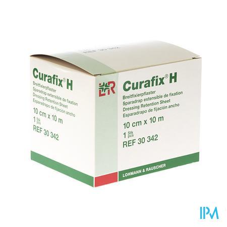 Curafix H Sparadrap Extensible 10m x 10cm 1 pièce