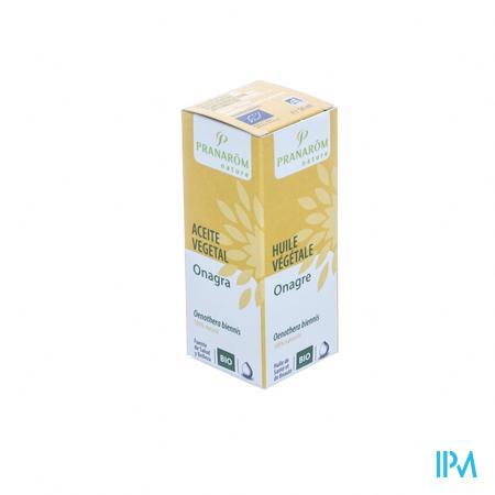 Onagre Bio Huile Végétale 50 ml Pranarom