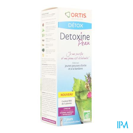 Detoxine Huid Sticks 7x12g