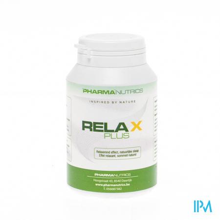 Relax Plus V-caps 120 Pharmanutrics