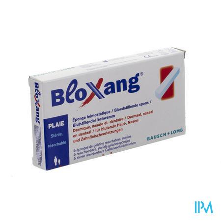 Bloxang Spons 4,0 X 1,0 X 1,0cm 5