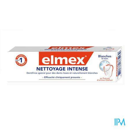 ELMEX® INTENSIVE CLEANING TANDPASTA TUBE 50M