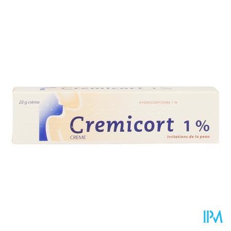 Cremicort H 1 % Creme 20 gr  -  EG