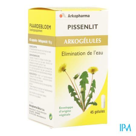 Arkogelules Pissenlit Vegetal 45