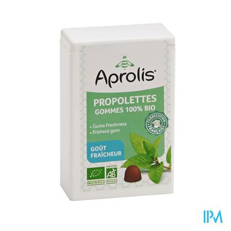 Aprolis Propolettes Frisheid Bio Gom 50g
