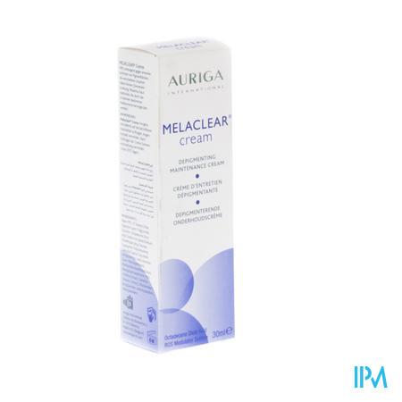 Melaclear Crème Entretien Depigmentation 30 ml
