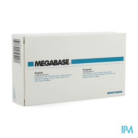 Megabase Capsule 3x20