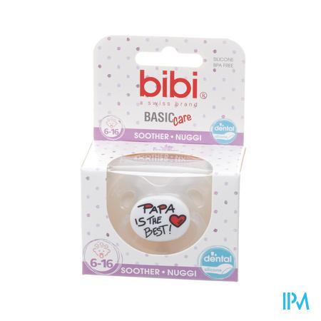 Farmawebshop - BIBI FOPSP MAMA PAPA BASIC CARE 6-16M