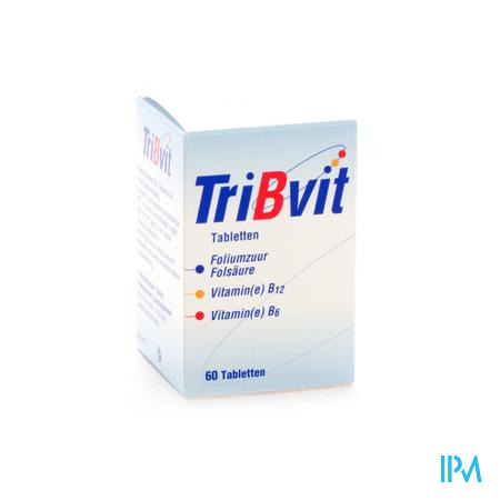 Afbeelding Tribvit 60 Tabletten .