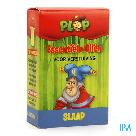Studio 100 Essentiele Olie Slaap Plop 10ml