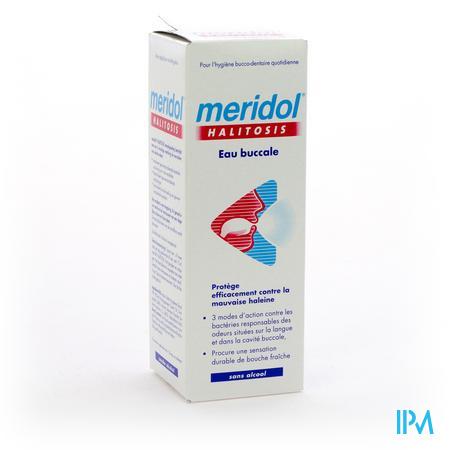 Meridol Halitosis Eau Buccale 400 ml