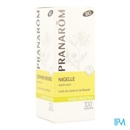 Nigelle Bio Plant.olie 50ml Pranarom