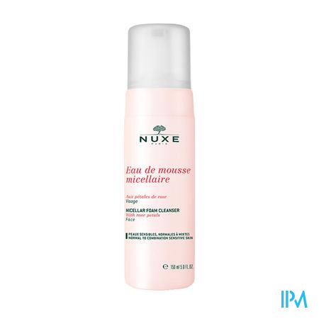 Nuxe Eau De Mousse Micellaire Duo Pompfl 2x150ml
