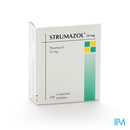 Strumazol Comp 100 X 10mg