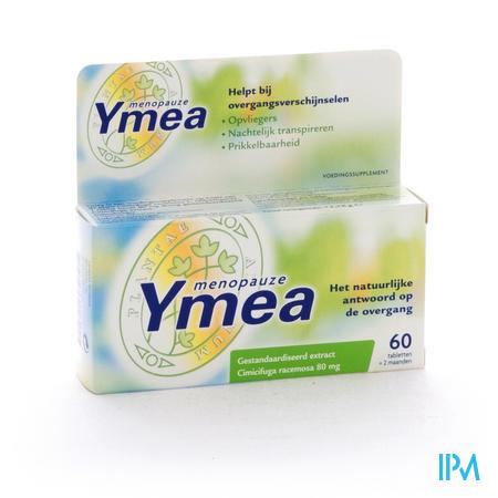 Farmawebshop - YMEA CIMICIFUGA 80MG COMP 60