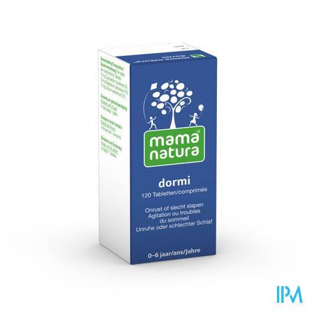 Mama natura dormi 120 tabletjes