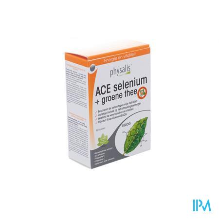 ACE Selenium + Thé Vert 45 comprimés