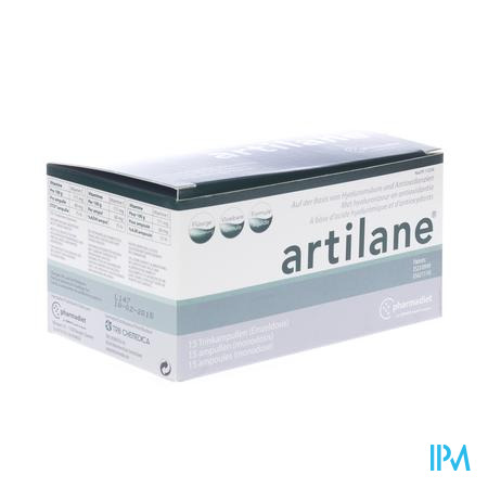 Artilane Gewrichten 15 ampoules