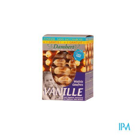Damhert Gaufrettes Vanille 150 g