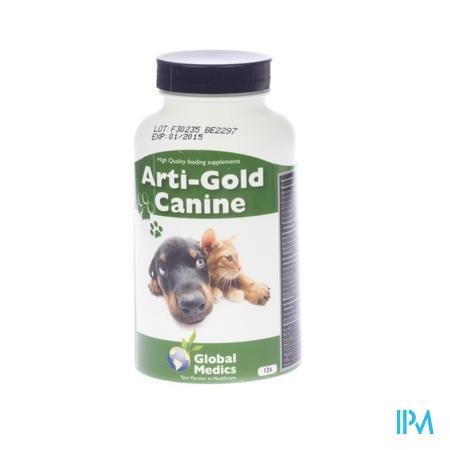 Arti-Gold-Canine 126 tabletten