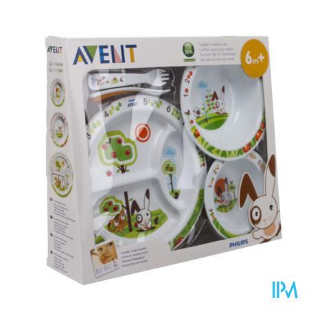 Afbeelding Avent maaltijd geschenkset +6m.