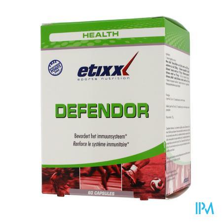 Etixx Defendor 60 capsules