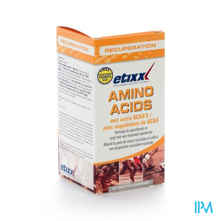Etixx Amino Acids 90 tabletten