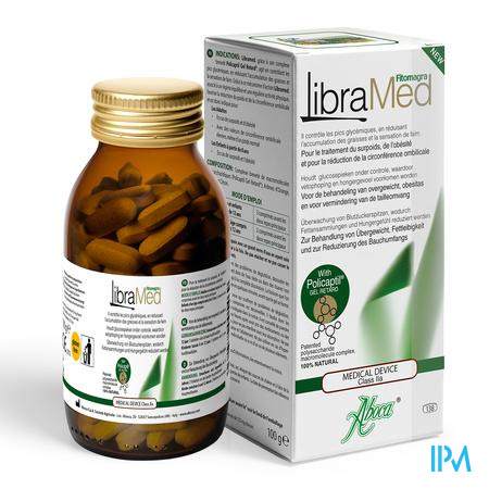 Aboca Fitomagra Libramed 138 capsules