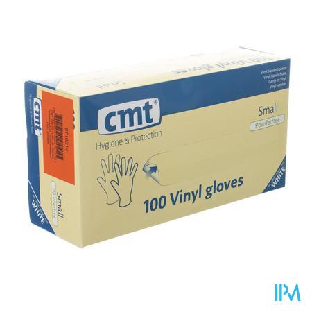Cmt Gants Vinyl S/poudre S 100
