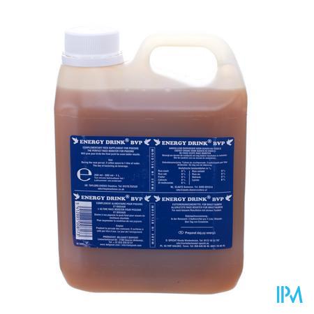 Energy Drink Bvp Duiven 2l