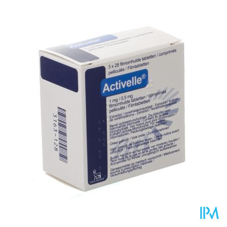 Activelle Impexeco Filmomh Tabl 3 X 28 Pip