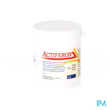Actiferon Hond en Kat 60 g