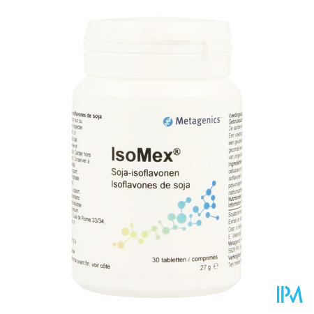 Isomex Pot Comprimes 30 19747  -  Metagenics