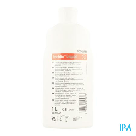 Incidin Spray Liq 1l