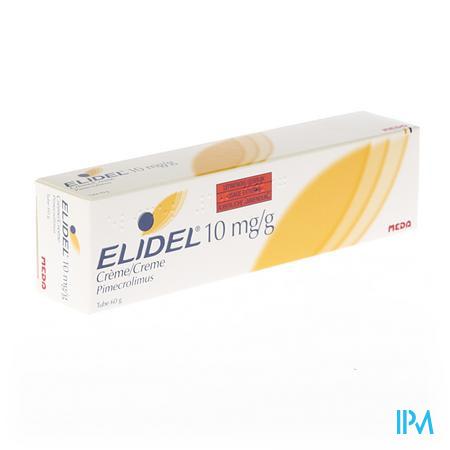 Elidel Creme 1% 60g