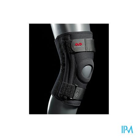 McDavid Patella Knee Support Zwart Maat L 1 stuk